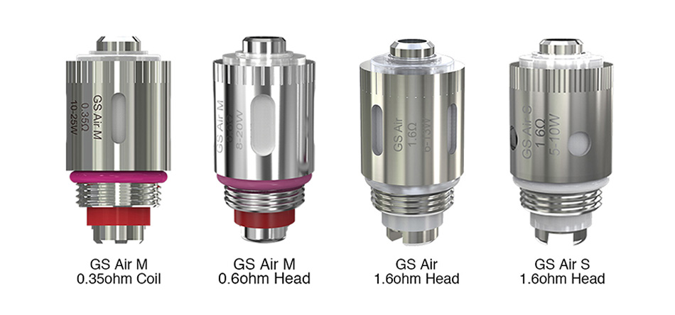 Eleaf GS Air Coil Head 5pcs