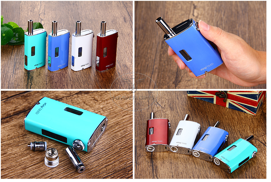 30W Joyetech eGrip OLED CL VW Kit - 1500mAh