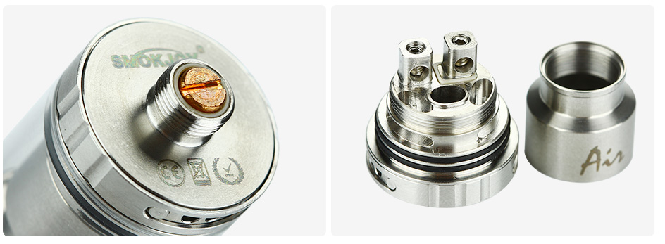 SMOKJOY Air RTA Atomizer - 1.8ml