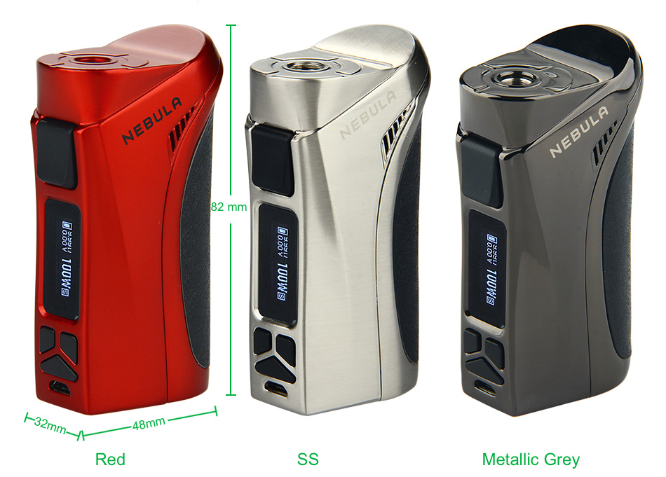 100W Vaporesso Nebula TC Box MOD W/O Battery