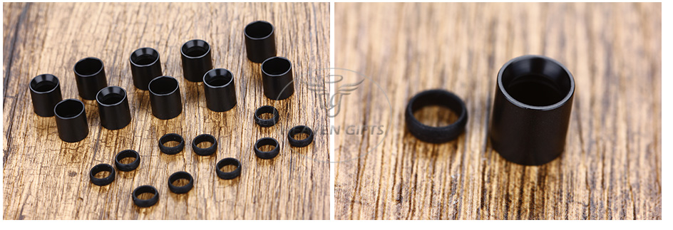 10pcs Aspire Nautilus X Series Replacement Drip Tip