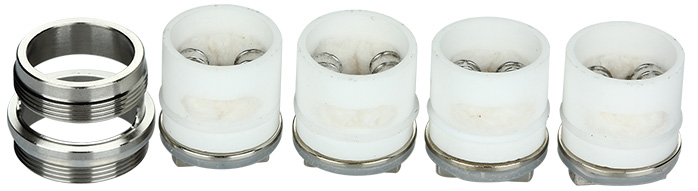 4pcs UD Simba CCC Head With SS Cover