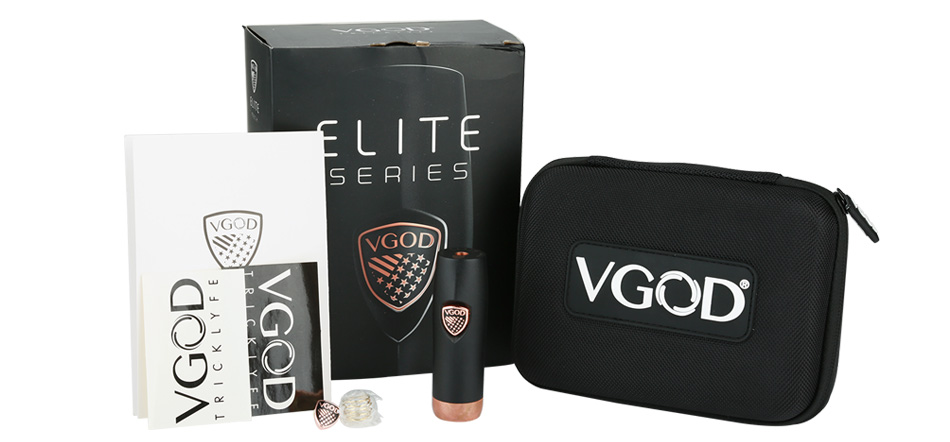 VGOD Elite MECH MOD W/O Battery