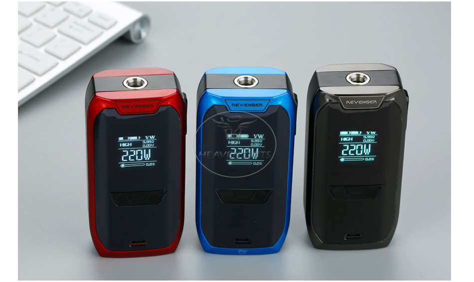 220W Vaporesso Revenger TC Box MOD W/O Battery