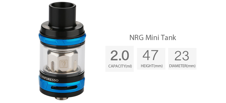 Vaporesso NRG Mini Tank - 2ml