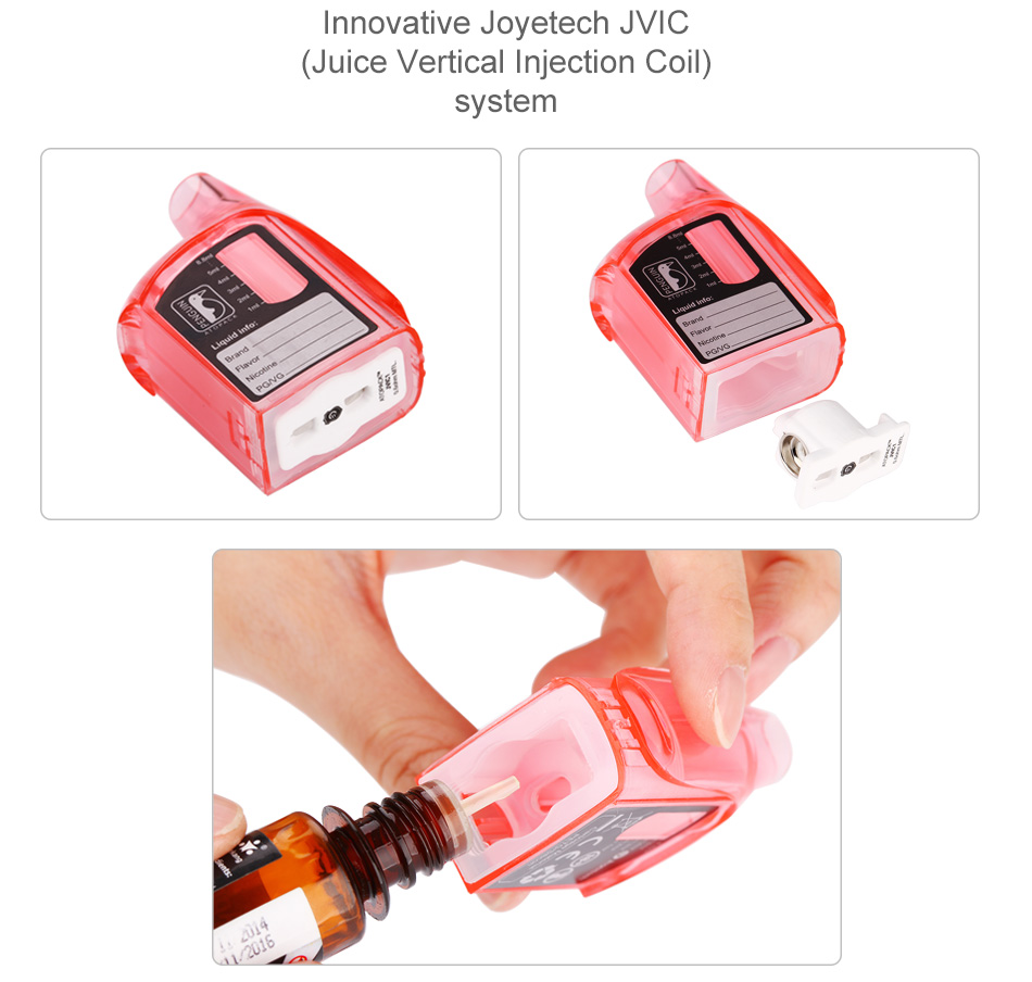 Joyetech Atopack Penguin Colorful Unit - 2ml & 8.8ml
