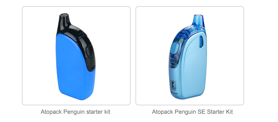 Joyetech Atopack Penguin Colorful Cartridge - 2ml & 8.8ml