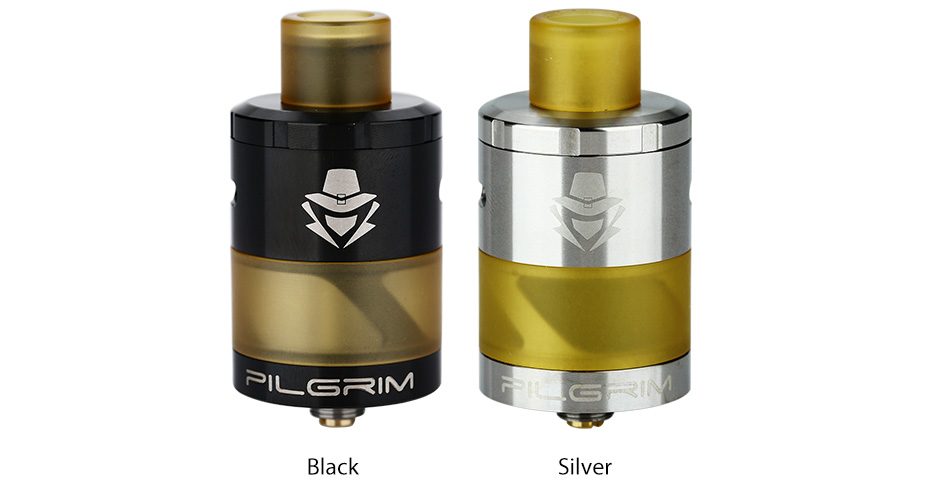 Digiflavor Pilgrim GTA Tank - 4ml, SS