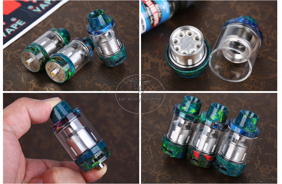 CARRYS T8-R Resin Tank - 5ml