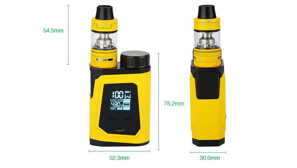 IJOY CAPO 100 s kapitánem Mini TC Kit - 3750mAh