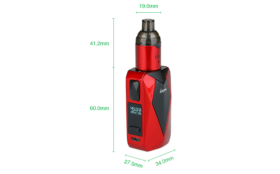 [Coming Soon] IJOY Diamond VPC Starter Kit 1400mAh