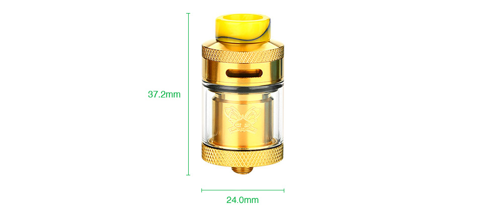 Hellvape Dead Rabbit RTA 2ml