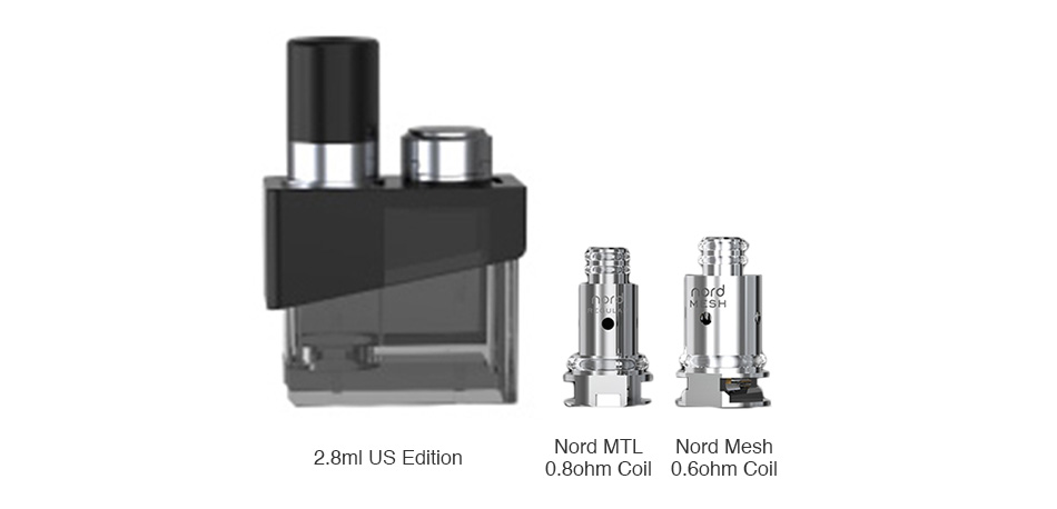 [US Edition] SMOK Trinity Alpha Pod 2.8ml