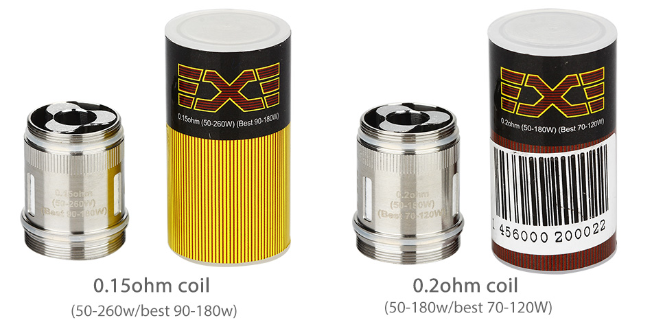 1pc Vapeston X3 Turbo Coil for Maganus Cloud Blaster