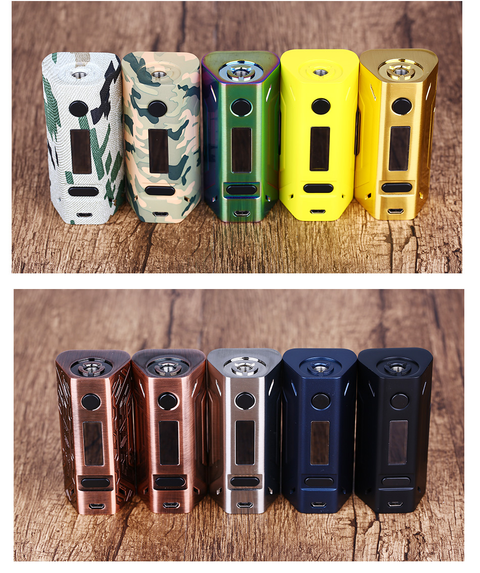 200W Smoant Battlestar TC Box MOD W / O Battery