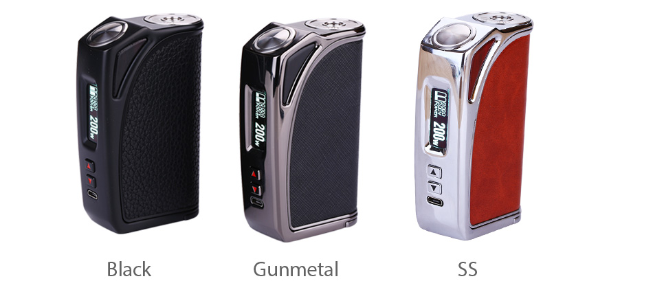 200W Think Vape MKL200 TC Box MOD W/O Battery