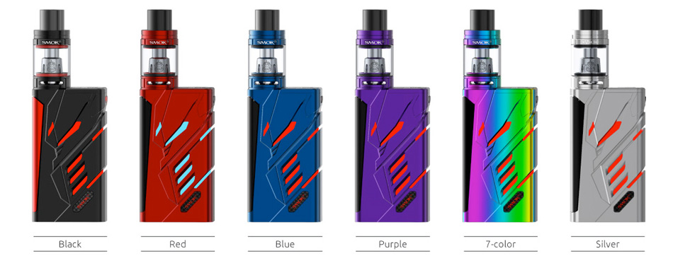 220W SMOK T-Priv TC Kit with TFV8 Big Baby W/O Battery