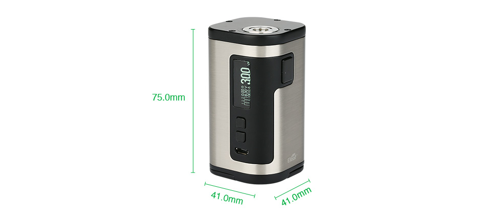 300W Eleaf iStick Tria TC Box MOD