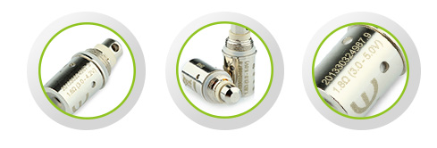 5pcs VaporOnly BVCC Coil Unit untuk VapeOnly BVCC / BDCC Clearomizer