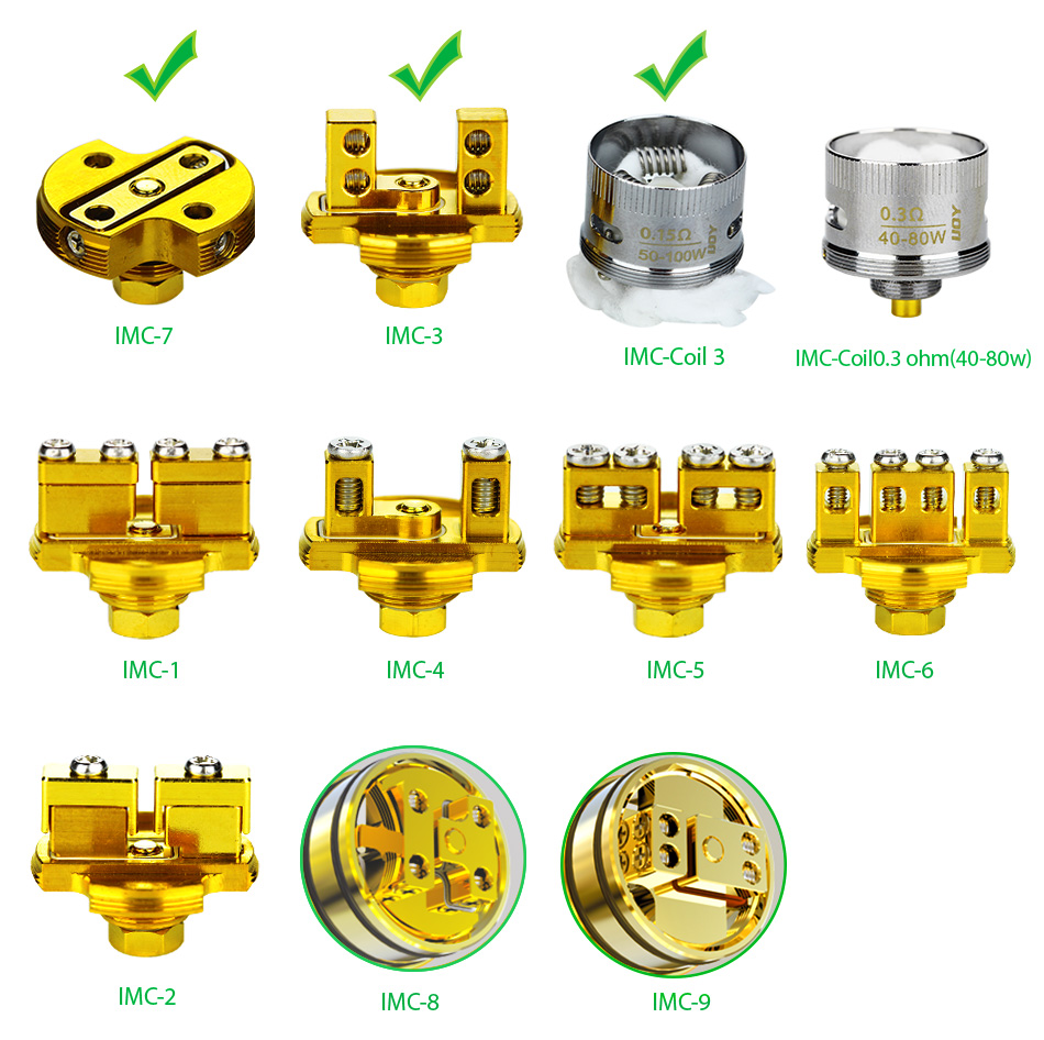 IJOY Limitless RDTA Classic Edition - 6.9 мл