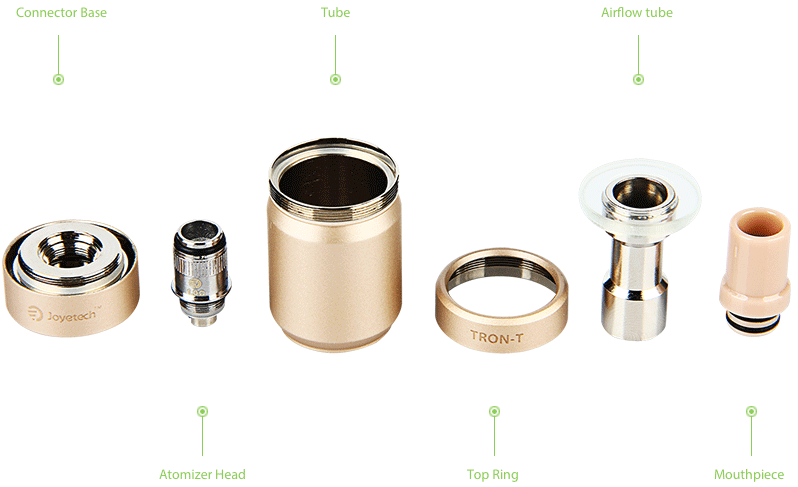 Joyetech TRON-T Atomizer kit - 4ml