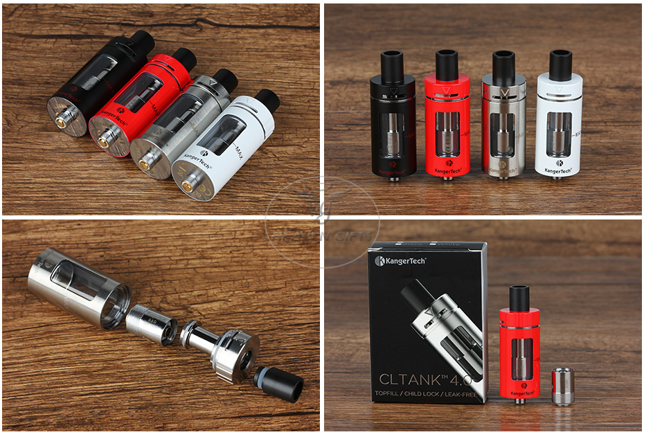 Kangertech CLTANK Clearomizer - 4ml