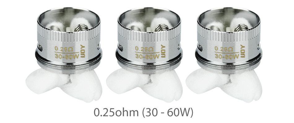 3pcs IJOY RDTA BOX Mini RBM-C2 Coil