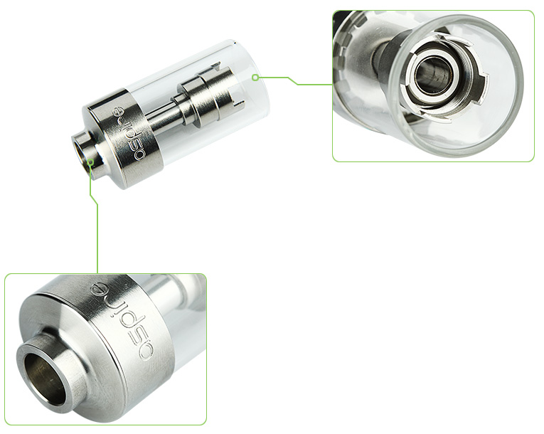 5ml Aspire Atlantis Replacement tank