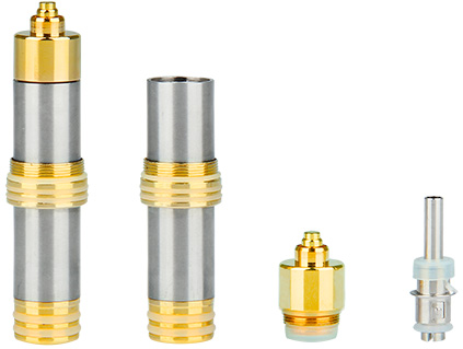 VapeOnly VPIPE II 18350 E-pipe BCC (Bottom Coil Changeable) Atomizer - 1.8ohm
