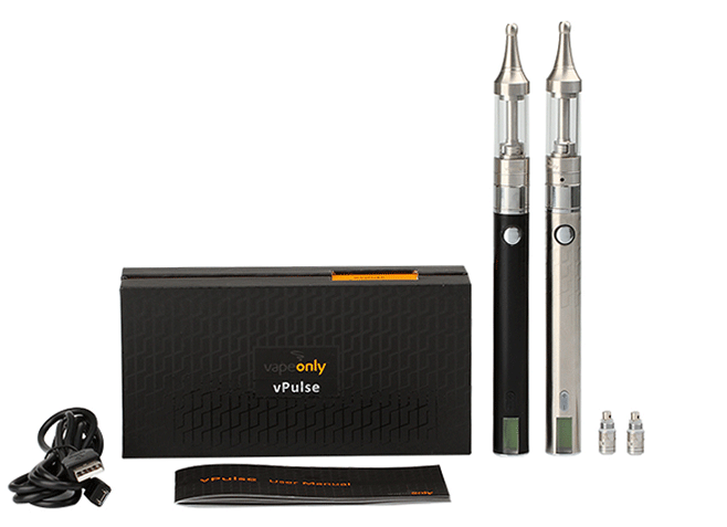 VapeOnly vPulse Starter Kit