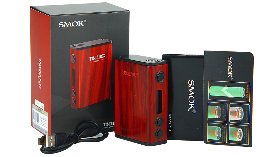220W SMOK Treebox Plus TC MOD W/O Battery