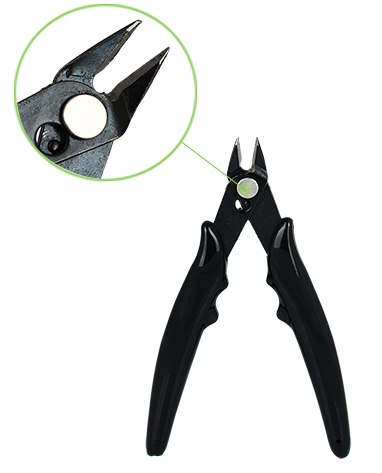 UD Diagonal Pliers for Coils V2