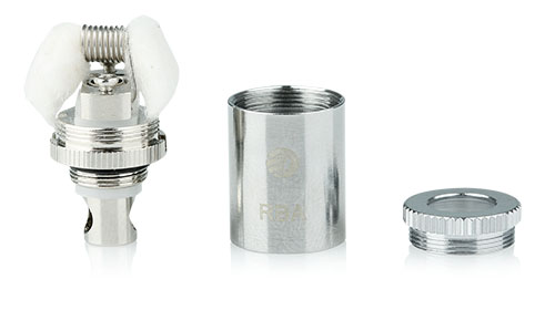 Joyetech Delta II Atomizer RBA Head Kit