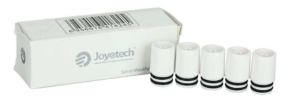 5pcs Joyetech Spiral Mouthpiece for eGo AIO