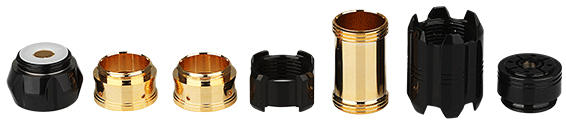 Maraxus Mechanical Mod V3 - Color Series 1 - Style Made in China