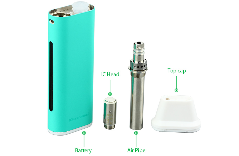 Eleaf iCare Mini Kit W/O PCC - 320mAh