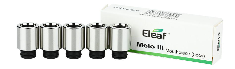 5pcs Eleaf Melo 3 Replacement Mouthpiece