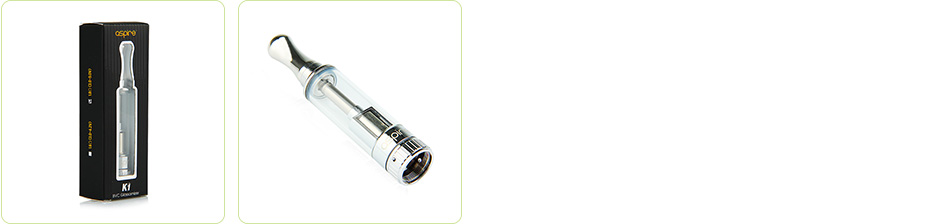 Aspire K1 BVC Glassomize Parts