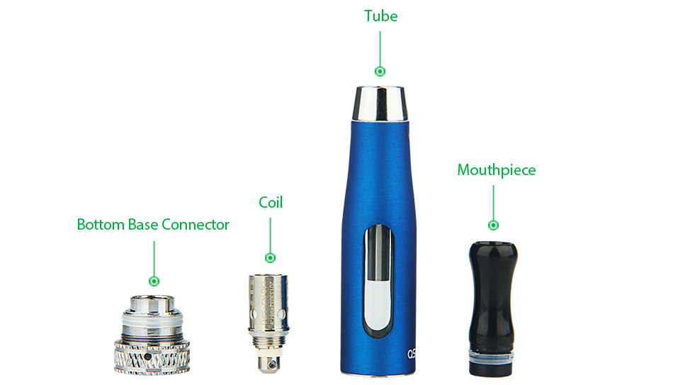 Aspire CE5 BVC Clearomizer - 1,8 m