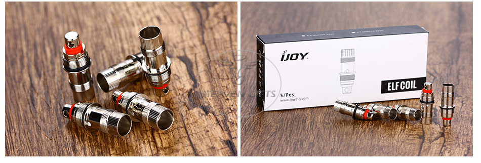 5pcs IJOY ELF Coil for ELF Tank