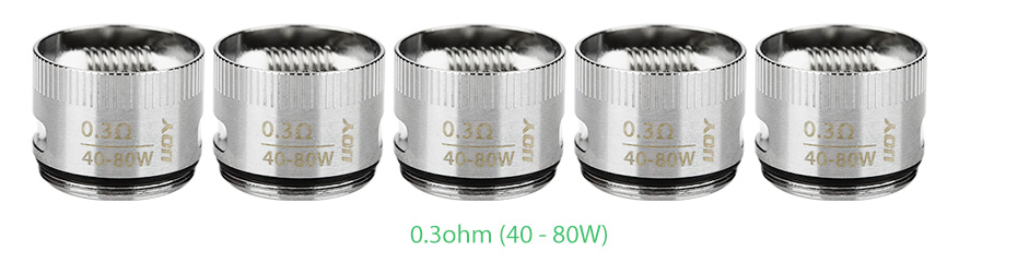 5pcs IJOY Tornado Hero Replacement TRC-Coil