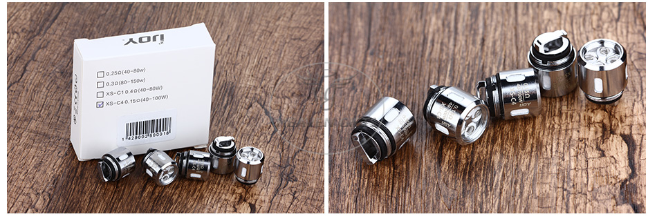 5pcs IJOY XS-C4 Coil for EXO S/ EXO X