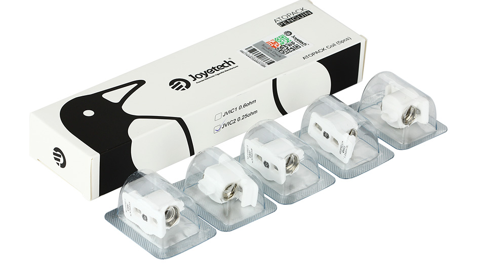 5pcs Joyetech ATOPACK JVIC2 DL Head