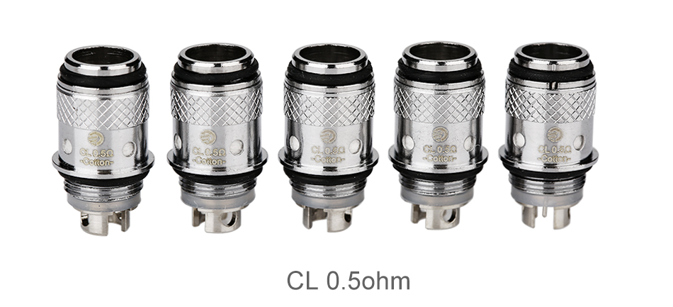 5pcs Joyetech CL Pure Cotton Head