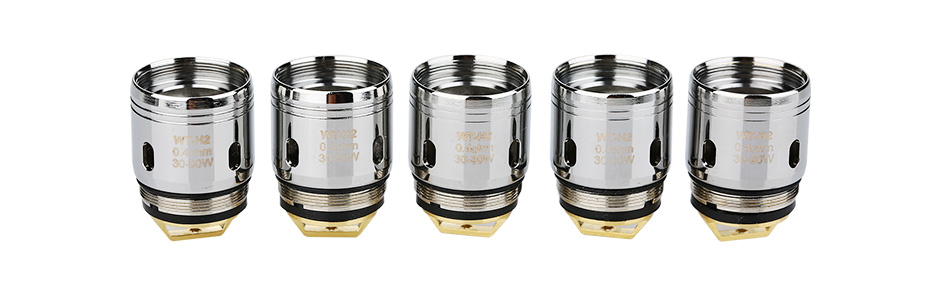 5pcs WISMEC WT Replacement Coil Head for KAGE