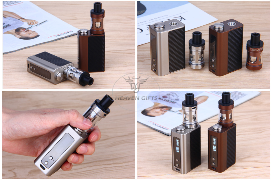 60W Digiflavor WildFire Kit - 1700 мА