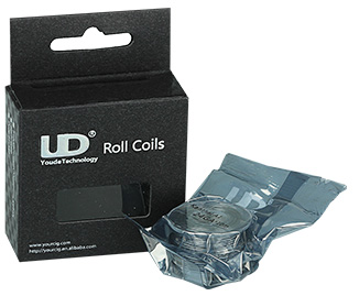 10m UD Atomizer DIY Roll Coil (Kanthal A1 D=0.5mm 24AWG)