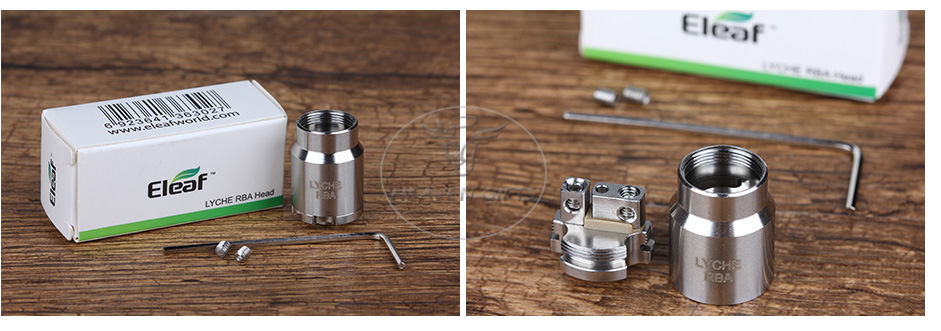 Eleaf LYCHE RBA Head