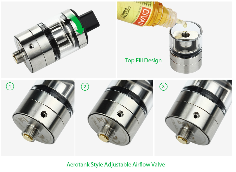 Kangertech Aerotank Plus Cartomizer - 2ml