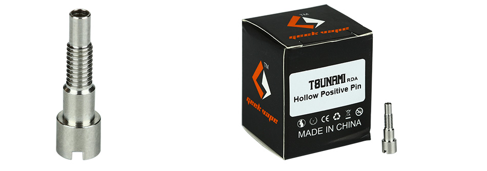 GeekVape Tsunami RDA Hollow Positive Pin